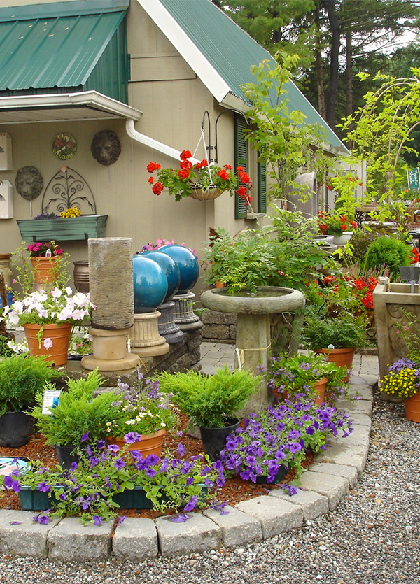Oak Park Landscape Water Garden Center Offers Free Design Service